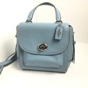 Coach Faye backpack cornflower blue